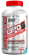 Lipo 6, Nutrex Research Labs, (US), 240 Liqui-Caps