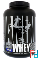 Animal Whey Isolate Loaded, Universal Nutrition, 5 lb, 2300 g