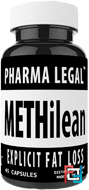 METHilean, Pharma Legal, 45 caps