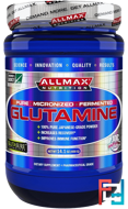 100% Pure Japanese-Grade Glutamine Powder, ALLMAX Nutrition, 14.1 oz, 400 g