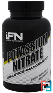 Potassium Nitrate, iForce Nutrition, 120 Capsules