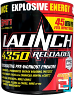 Launch 4350 Reloaded, SAN Nutrition, 278 g
