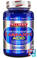 D-Aspartic Acid, ALLMAX Nutrition, 100 g