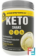 Keto Shake, Primaforce, 21.2 oz, 600 g