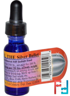 The Silver Bullet, Liquid Mineral, Indiumease, 1/2 oz