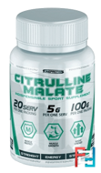 Citrulline Malate, King Protein, 100 g