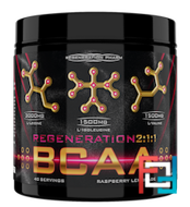 BCAA 2:1:1, Regeneration Pharma, 332 g