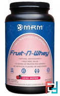 Fruit-N-Whey, Mixed Berries, Natural, MRM, 2.03 lbs, 921 g
