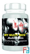 My Multi Men Multivitamin, MyWay, 60 tablets