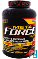Metaforce 5.0, Chocolate Rocky Road, SAN Nutrition, 81 oz (2297 g)