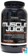 Muscle Juice Revolution, Ultimate Nutrition, 4.69 lb, 2120 g