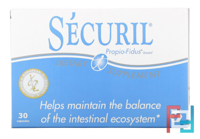 Securil, Propio-Fidus-Based, Nutricology, 30 Capsules