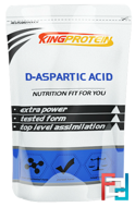 D-Aspartic Acid, King Protein, 100 g