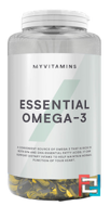 Essential Omega 3 (Омега 3), Myprotein, 1000 mg, 90 softgels