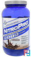 NitroPro, Hydrolyzed Protein, Double Dutch Chocolate, Hi Tech Pharmaceuticals, 2 lbs (907 g)