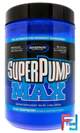 SuperPump Max, Gaspari Nutrition, 1.41 lbs, 640 g