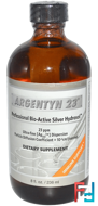 Argentyn 23, Professional Bio-Active Silver Hydrosol, Allergy Research Group, 8 fl oz, 236 ml