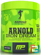 Iron Dream, Concentrated Nighttime Recovery, Arnold, 168 g