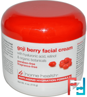 Goji Berry Facial Cream, Home Health, 4 oz, 113 g