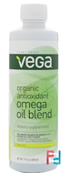 Organic Antioxidant Omega Oil Blend, Vega, 17 fl oz, 500 ml