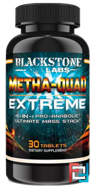 Metha-Quad Extreme, Blackstone Labs, 30 tablets