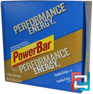 Performance Energy, 12 Bars, 2.29 oz (65 g) Each