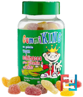 Echinacea Plus Vitamin C and Zinc, For Kids, Gummi King, 60 Gummies