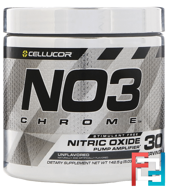 NO3 Chrome, Nitric Oxide Pump Amplifier, Unflavored, Cellucor, 5.03 oz (142.5 g)