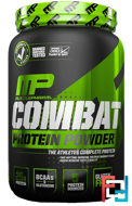 Combat, Protein Powder, MusclePharm, 32 oz, 907 g
