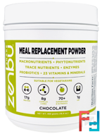 Zenbu Shake, Meal Replacement Powder, With Prebiotics, Probiotics and Plant-Based Protein, Chocolate Flavor, Madre Labs, 16.4 oz. (465 g)