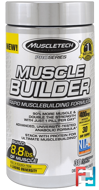 Pro Series, Muscle Builder, Muscletech, 30 Rapid-Release Capsules