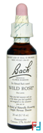 Original Flower Remedies, Wild Rose, Bach, 0.7 fl oz, 20 ml