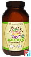 Amla Plus, 500 mg, Pure Planet, 500 Tablets