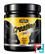 Creatine, Unflavored, Can, Maxler, 300 g