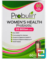Women's Health, Probiotic, Probulin, 60 Capsules