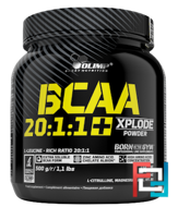 BCAA 20:1:1 Xplode powder, Olimp, 500 g