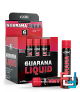 Guarana Liquid, VP Laboratory,  20 apm * 25 ml