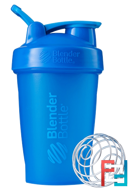 BlenderBottle, Classic With Loop, Cyan, Sundesa, 20 oz