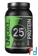 Whey Protein, Uniforce, 908 g