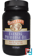 Evening Primrose Oil, Barlean's, 120 Softgels