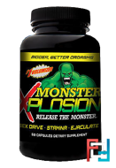 Monster Xplosion, Goliath Labs, 60 capsules