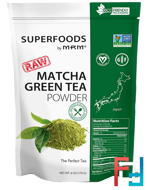 Raw Matcha Green Tea Powder, MRM, 6 oz (170 g)