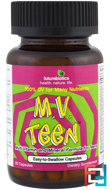 M.V. Teen, FutureBiotics, 90 Capsules