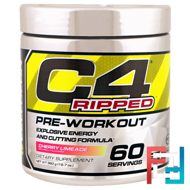C4 Ripped, Pre-Workout, Cellucor, 12.7 oz, 360 g