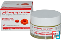 Goji Berry Eye Cream, Home Health, 1 oz, 28 g