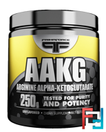 AAKG, Arginine Alpha-Ketoglutarate, Primaforce, 250 g