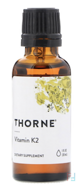 Vitamin K2, Thorne Research, 1 fl oz (30 ml)