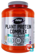 Plant Protein Complex, Now Foods, 2722 g