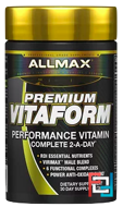 Premium Vitaform, Performance Vitamin, ALLMAX Nutrition, 60 Tablets
