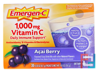 1,000 mg Vitamin C, Emergen-C, 30 packets, 282 g